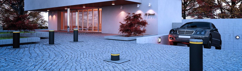 immagineJ2001 - Traffic Bollards - Vehicle Access Control System